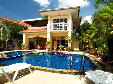 Maison de vacances pattaya bai chabaa villa maison de vacances tha lande maison de vacances chon - Appartement de vacances pattaya major ...