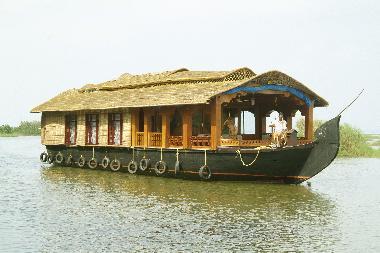 Les backwaters : vivre le Kerala au fil de leau The