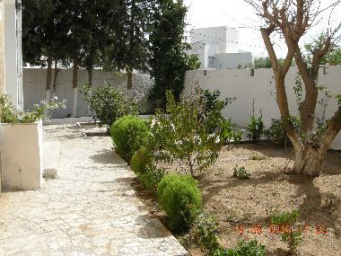 Maison de vacances bizerte villa bizerte aux 3000 ans d for Jardin 2000 tunisie