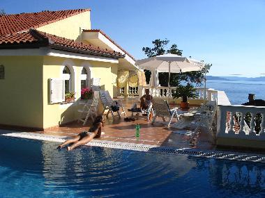 Photos Appartement De Vacances Kostrena Croatie Villa Lijane In