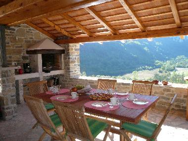 Piscine Ext Ef Bf Bdrieure D Une Villa De Luxe Avec Jardin