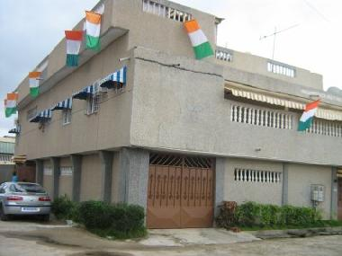 Maison de vacances abidjan rsidence bethesda villa maison for Abidjan location maison